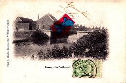 BOUSSU - Le Pont Dussart - Boussu