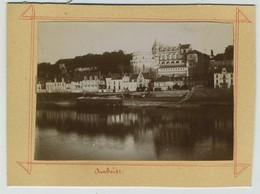 2 Photos. Amboise. Château De Chaumont. - Photos
