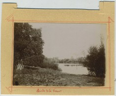 2 Photos. Bord De La Vienne. Château D'Azay-le-Rideau. - Photos
