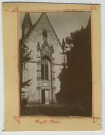 2 Photos. Chapelle D'Ussé. Chaumont. - Photos