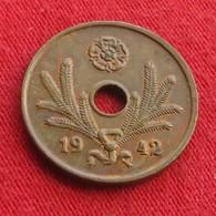Finland 10 Pennia 1942 KM# 33.1  Finlande Finlanda Finlandia - Finlande