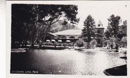 LA CABAÑA. LIMA, PERU. CIRCA 1940s NON CIRCULEE- BLEUP - Peru