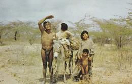 FAMILIA GOAGIRA. VENEZUELA. D CARLOS BENITO ED. CIRCA 1970s NON CIRCULEE- BLEUP - Venezuela