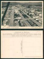 PORTUGAL - ANGOLA   [ 0693  ] - HUILA - SÁ DA BANDEIRA - VISTA AEREA DA CIDADE - Angola