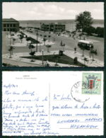 PORTUGAL - ANGOLA   [ 0710 ] - LOBITO - PRAÇA DR . OLIVEIRA SALAZAR OLD BUS AUTOCARRO MACHIBOMBO - Angola