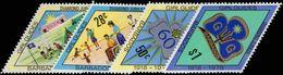Barbados 1978 Girl Guides Unmounted Mint. - Barbados (1966-...)