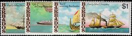 Barbados 1979 Ships Unmounted Mint. - Barbades (1966-...)