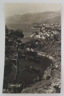 OPATIJA Yugoslavia (Croatia) - Abbazia -  Panorama   Vg - Yougoslavie