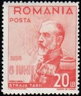 ROMANIA - Scott #B93 King Carol I / Mint H Stamp - 1918-1948 Ferdinand, Charles II & Michael