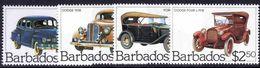 Barbados 1983 Classic Cars Unmounted Mint. - Barbados (1966-...)