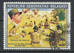 °°° MADAGASCAR - Y&T N°1076 - 1992 °°° - Madagascar (1960-...)
