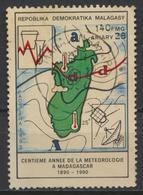 °°° MADAGASCAR - Y&T N°1081 - 1992 °°° - Madagascar (1960-...)