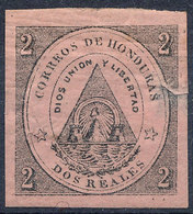Stamp Honduras 1865 Mint Lot1 - Honduras