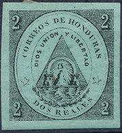 Stamp Honduras 1865 Mint Lot2 - Honduras