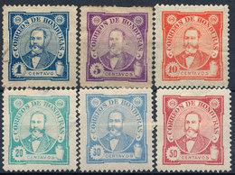 Stamps Honduras 1896  Mint Lot6 - Honduras