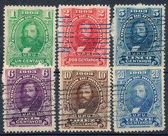 Stamps Honduras 1903   Used Lot8 - Honduras