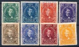 Stamps Honduras 1907  Mint/used Lot11 - Honduras