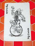 JOKER CARTA DA GIOCO VINTAGE - Cartes à Jouer Classiques