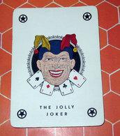 JOKER DAL NEGRO CARTA DA GIOCO - Cartes à Jouer Classiques