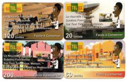 MALI Lot 4 Prepayées SOTELMA - Mali