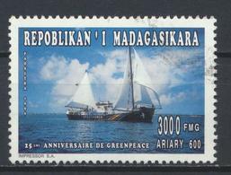 °°° MADAGASCAR - Y&T N°1439 - 1995 °°° - Madagascar (1960-...)