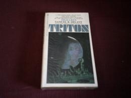 DHALGREN SAMUEL R DELANY  TRITON - Sciencefiction