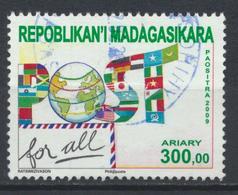 °°° MADAGASCAR - Y&T N°1897 - 2009 °°° - Madagascar (1960-...)