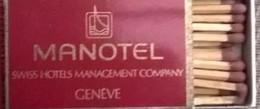 Manotel à Genève - Boites D'allumettes