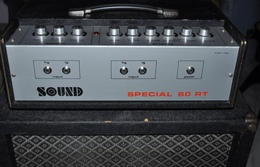 Amplificatore Sound Special 60 RT - Musical Instruments