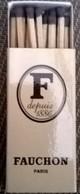 Fauchon à Paris - Boites D'allumettes
