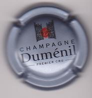 Capsule Champagne DUMESNIL ( 39c ; Fond Gris-bleuté ) {S03-19} . - Champagne
