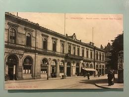 STRASBOURG. - Marché Couvert, Ancienne Gare Française - Straatsburg