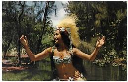 Tahiti La Danseuse Lea Avemai - Tahiti