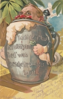 AK - Kunstkarte Ottmar Zieher - 1906 - Künstlerkarten