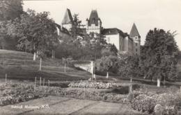 AK - NÖ - Matzen (Bez. Gänserndorf) Schlossgarten Mit Schloss - 1963 - Gänserndorf