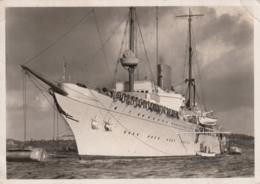 AK - GRILLE II - Aviso Der Deutschen Kriegsmarine Und Staatsyacht Adolf Hitlers - Krieg