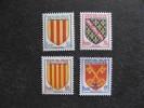 TB Serie N° 1044 Au N° 1047, Neufs XX. - France
