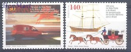 Portugal 1998 Mi 2315-2316 MNH ( ZE1 PRT2315-2316dav144B ) - Auto's