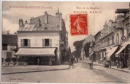 MAISONS LAFFITTE-RUE DE LA MUETTE-MAISON MARLY - Maisons-Laffitte