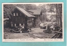 Small Post Card Of Schutzhutte Wartenfels Am Schober Kneblechner Georg,Y75. - Cartes Postales