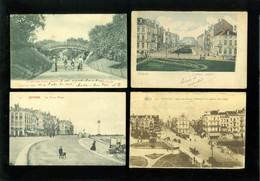 Beau Lot De 60 Cartes Postales De Belgique  Ostende  Mooi Lot Van 60 Postkaarten Van Oostende - 60 Scans - Postcards