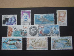 VEND BEAUX TIMBRES DES T.A.A.F. , ANNEE 1998 , XX !!! - French Southern And Antarctic Territories (TAAF)
