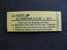 TB Carnet 2376 - C9B,  Neuf XX. - Carnets
