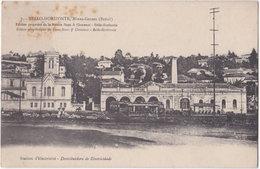 BELLO-HORIZONTE. Minas-Geraes. Destribuidora De Electricidade. 7 - Belo Horizonte