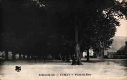 FUMAY -08- PLACE DU BATY - Fumay