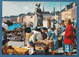 COPENHAGEN GAMMEL STRAND UNUSED - Danimarca