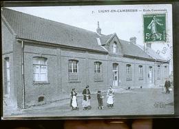 LIGNY CAMBRESIS ECOLE                                  JLM - France