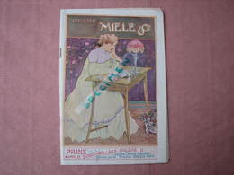 Orfevrerie MIELE Et Cie. 1904 Catalogue 64 Pages 16X24 Voir Les Clichés Tous Styles Dont Art Déco TBE - Glass & Crystal