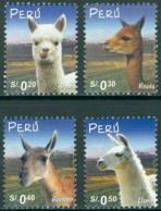 PERU 2004 ALTIPLANO FAUNA** (MNH) - Pérou
