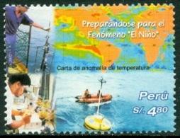 """PERU 2004 """"EL NIÑO"""" CURRENT** (MNH) - Pérou"""